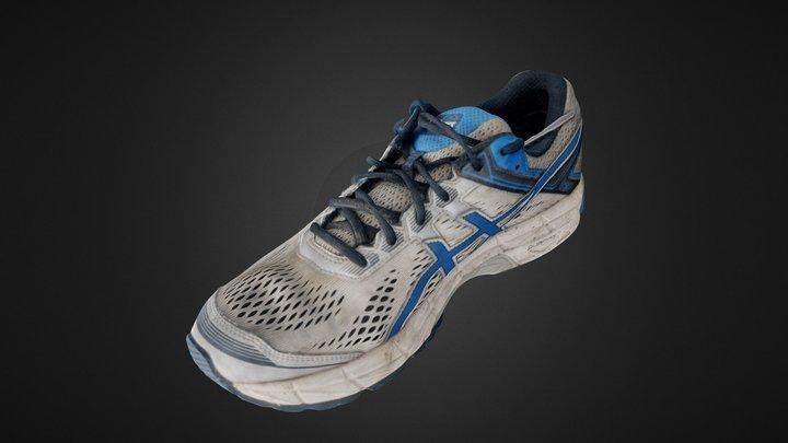 Deadman's Shoe 3D Model