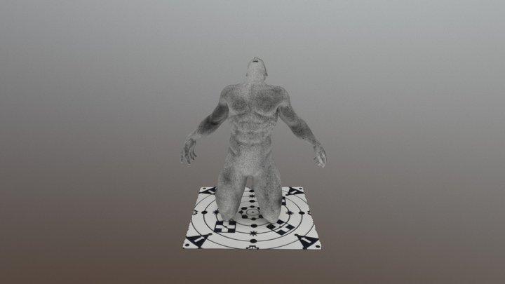 Millinium Man 3D Model