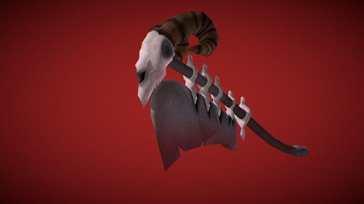 Diablo3 Butcher's Carver 3D Model