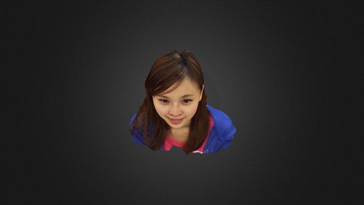 alice face 3D Model