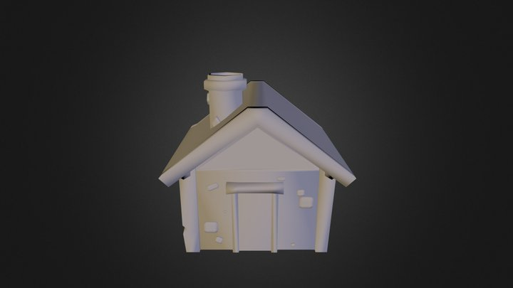 Hahaha 3D Model