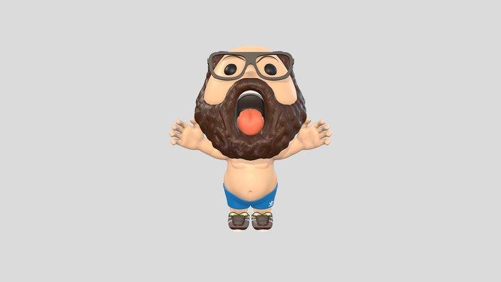 Ignatius Farray 3D Model