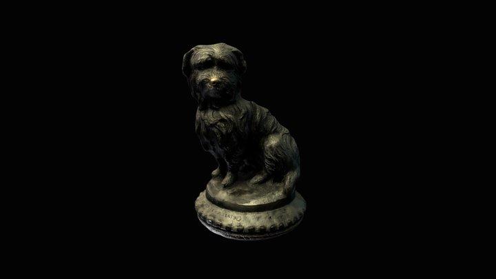 Greyfriars Bobby 3D Model