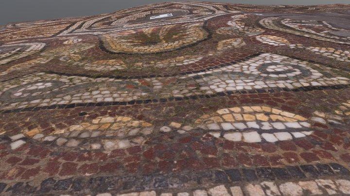 Mozaik 3D Model