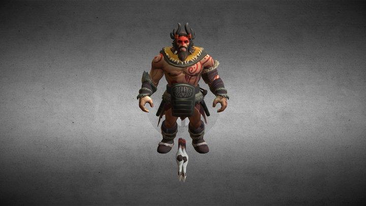 Beastmaster 3D Model