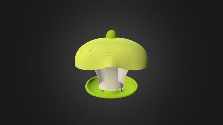 Bird feeder Mea _ 2015 3D Model