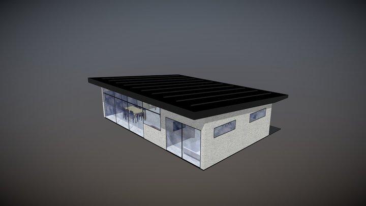 PeBi_House 3D Model