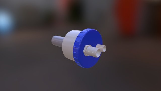 306-02-000-00 EINDKAP 3D Model