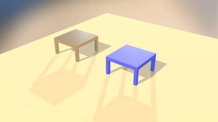 tablesmodel 3D Model