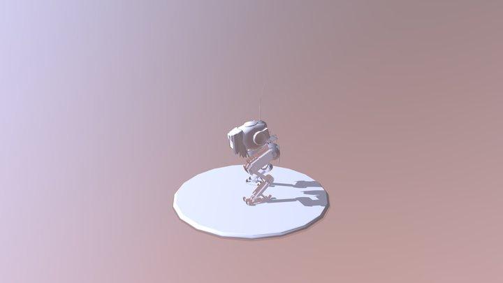 Concept Scout Drone 3D Model