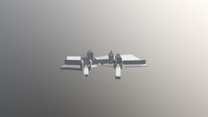 Tolsteeg 1500 3D Model