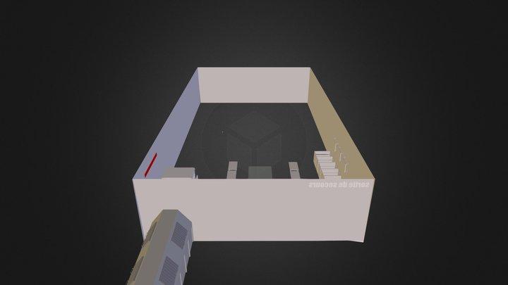 zone.dae 3D Model