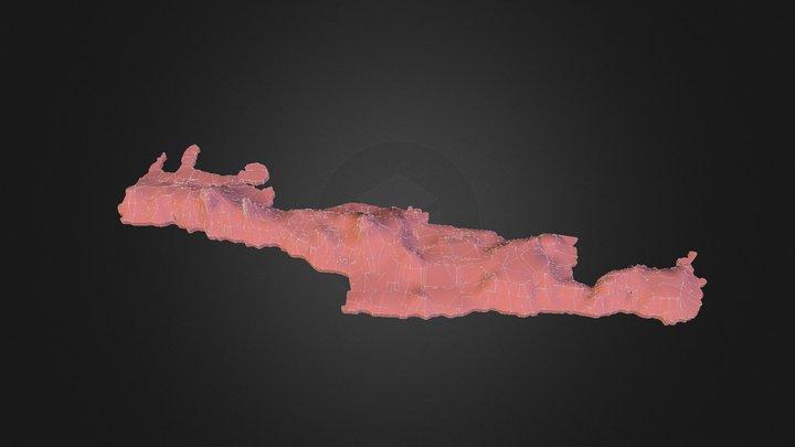 crete 3D Model