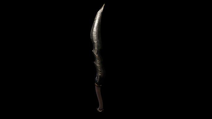 Blade 3D Model