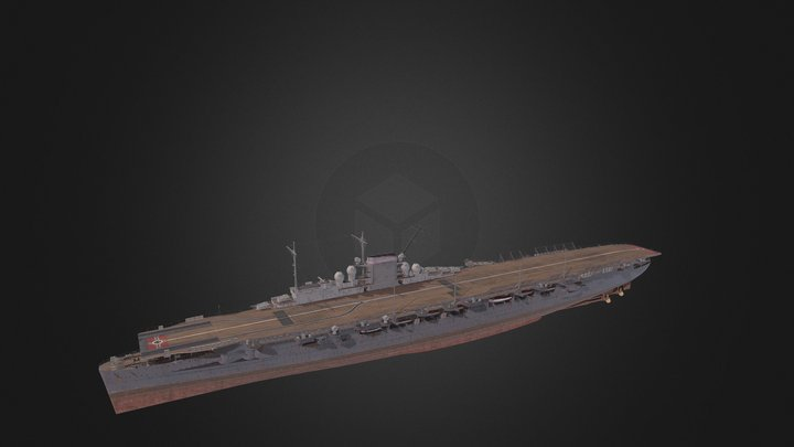 E Loewenhardt 3D Model