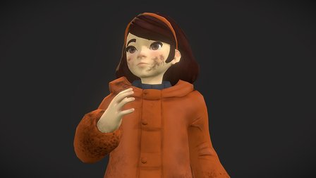 """Child No More"" Arya 3D Model"