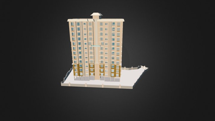 Vighna Rajendra 3D Model