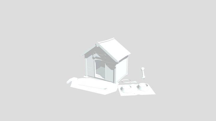Chop 3D Model