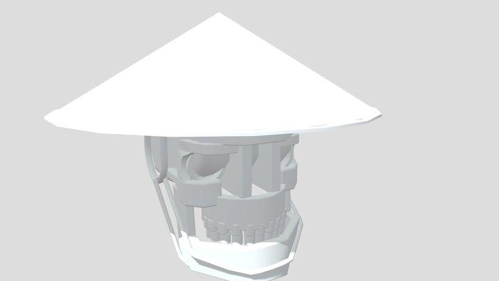 WarHat 3D Model