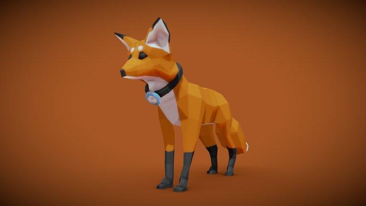 3December 2020 Day 17: #Animal 3D Model