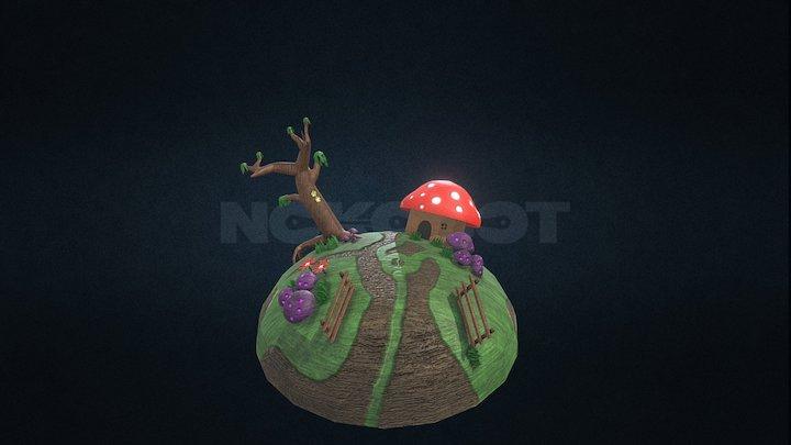 Fantasy Playground 3D Model