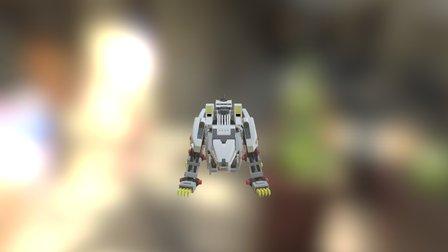 Liger Zero 3D Model