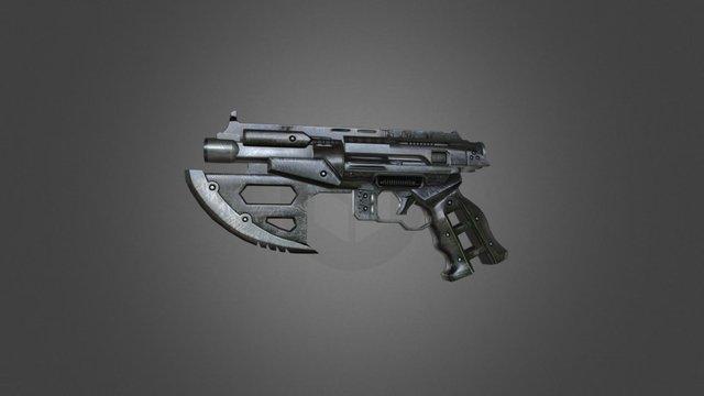 RP Magcat 3D Model