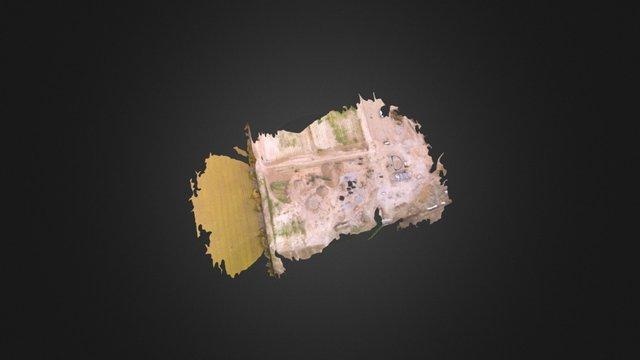 Bradford Oct  3d Mesh 3D Model