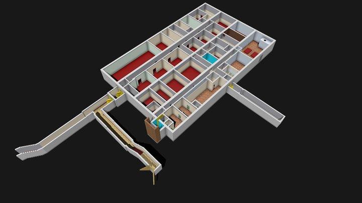 RFS GSSD Neubau V 1.0 3D Model