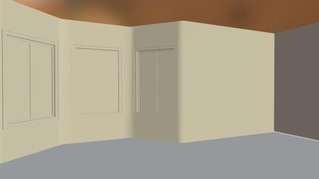room-test1 VERY ROUGH 3D Model