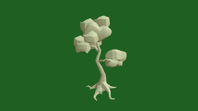 Tree V 3D Model