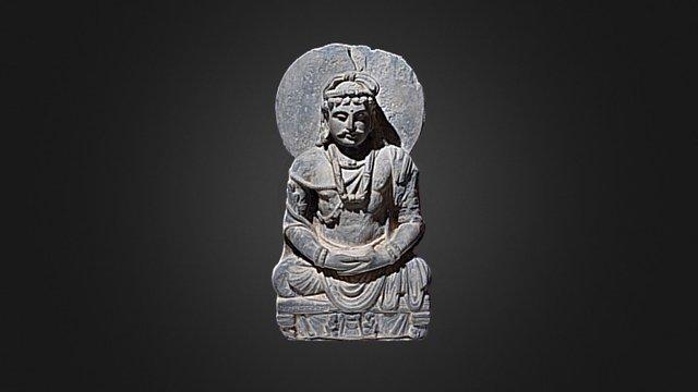 Bodhisattva - Milano 3D Model