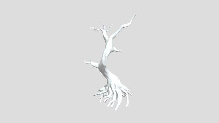 Tree Highpoly 3D Model