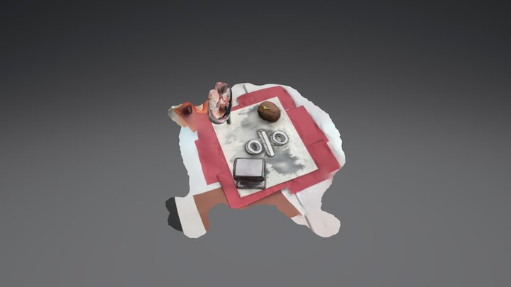 Impossibility 3D Model