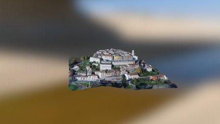 Pratella, Caserta (Italy) 3D Model