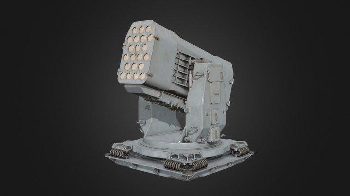 Model524(RIM-116)(reupload) 3D Model