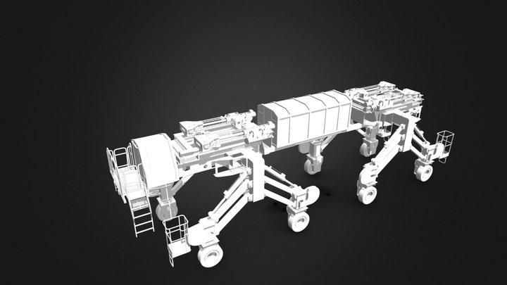 MPG test 03 3D Model