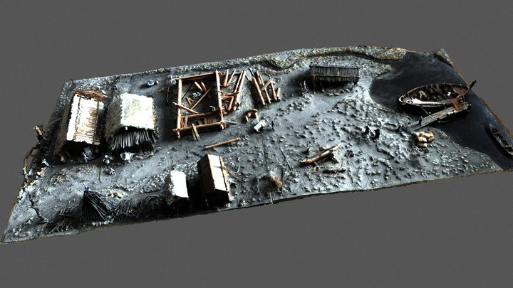 The Mulli Abode [Draft] 3D Model
