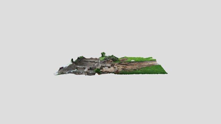 Tartu Kaubahoov 3D Model