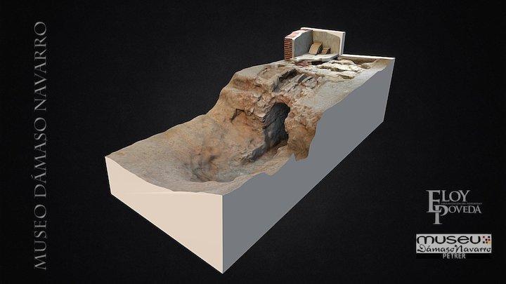 Horno romano de Villa Petraria (Petrer) 3D Model