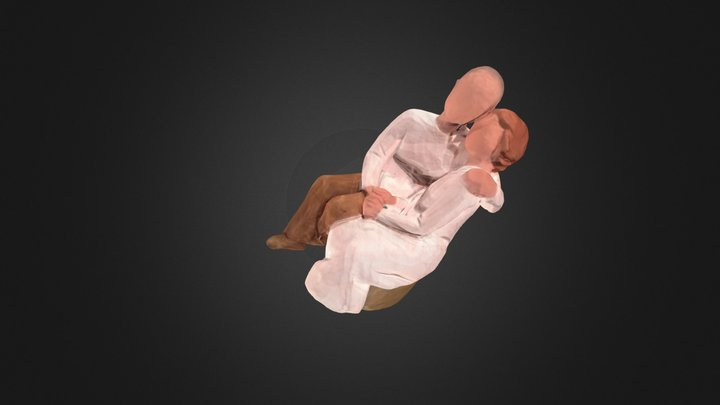 Anniversary 3D Model