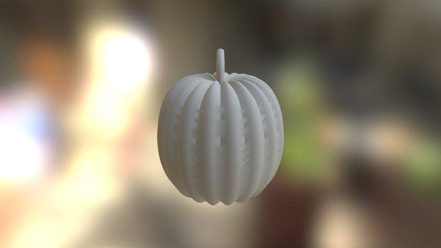 Jack-o-lantern 3D Model