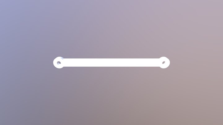Linkage Arm 3D Model