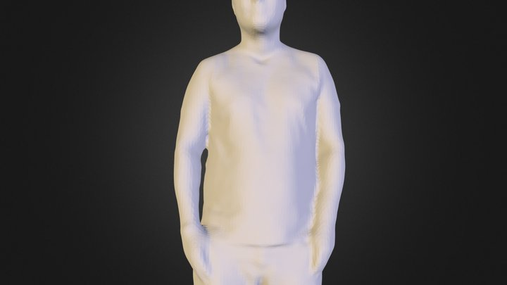 Ethan 3D Model