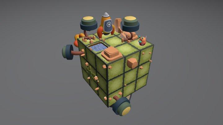 Cubiverse 3D Model
