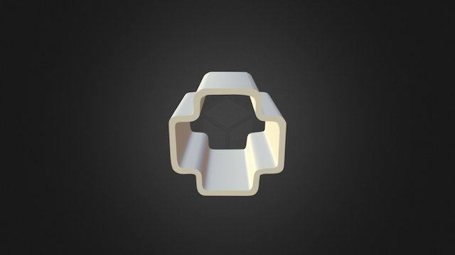 Clover300 3D Model