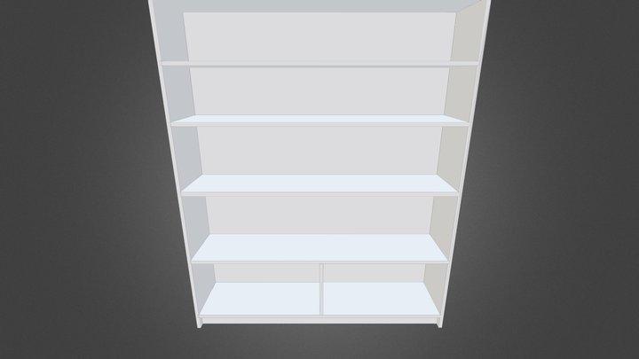 Shelf BASIC 3D Model