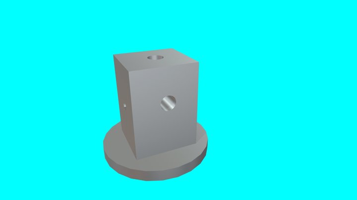 Better World Project 3D Model