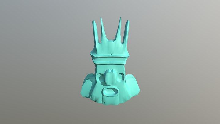 Diablo Huma 3D Model