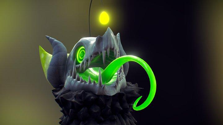 The Endi Sneer 3D Model